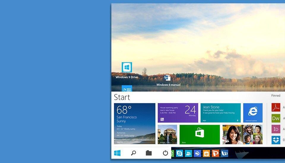 11 концептов Windows 9, которые лучше Windows 10. Изображение № 9.