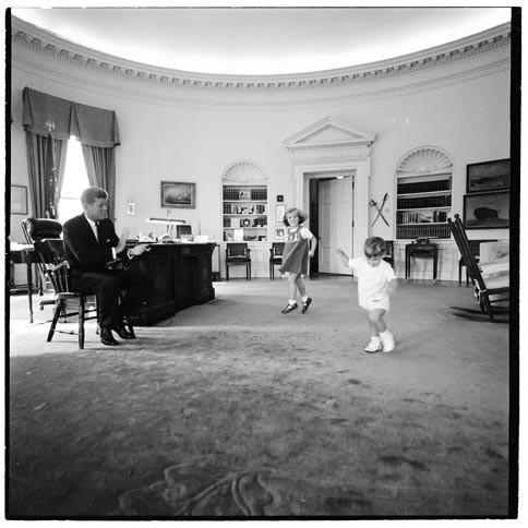 Архивные фотографии семьи Джона Кеннеди. Изображение № 8.
