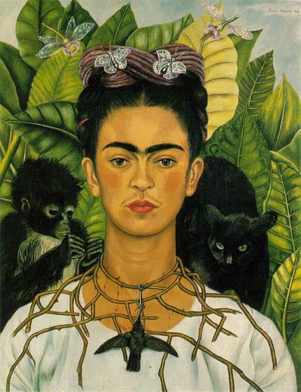 Фрида Кало (Frida Kahlo). Изображение № 12.