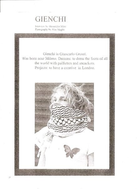Gienchi Gap. Изображение № 21.