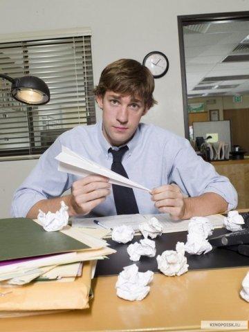 Офис – сериал длятех, укого босс идиот. Изображение № 3.
