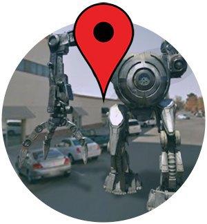 10 способов по-новому взглянуть на карты Google. Изображение № 14.