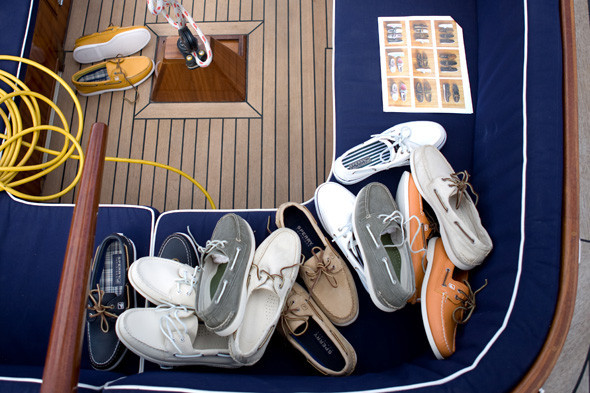 Sperry Top-Sider – первые в мире яхтенные мокасины. Изображение № 3.