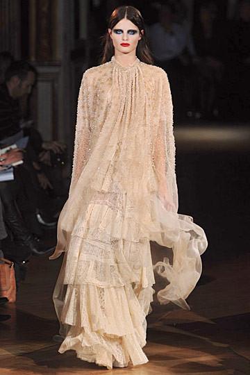 Неделя моды в Париже: Haute Couture. Изображение № 59.