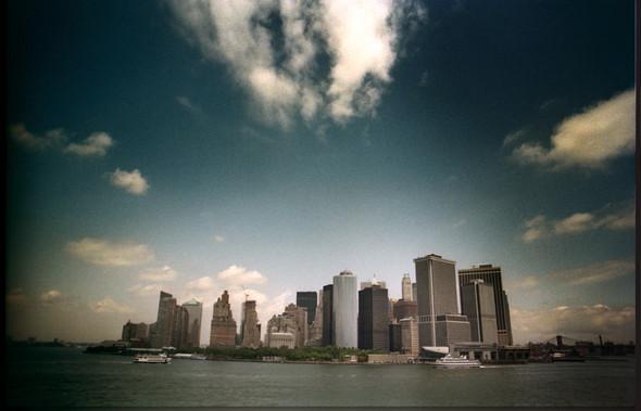 20 субъективных определений Нью-Йорка. Фото-ощущения. Изображение № 1.