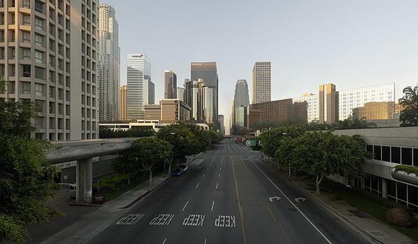 Мертвый город. Лос-Анджелес. Изображение № 5.