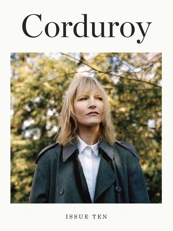 Показаны новые обложки Corduroy, Metal, Tush и других журналов. Изображение № 6.