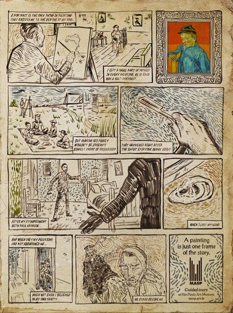 История о Винсенте Ван Гоге. Изображение № 4.