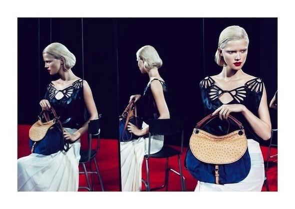 Изображение 36. Рекламные кампании: Celine, Marc Jacobs, Miu Miu и другие.. Изображение № 42.