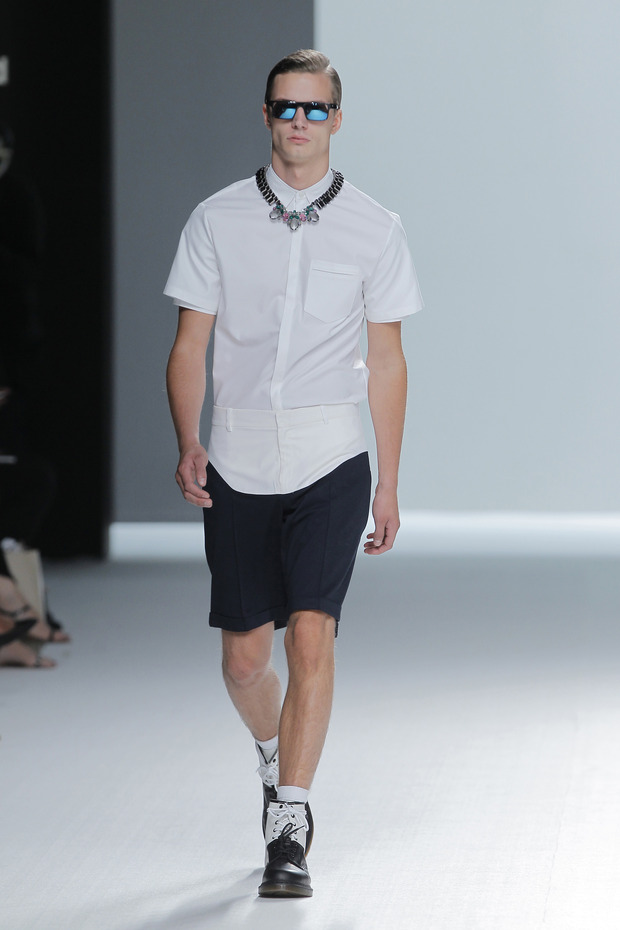 Madrid Fashion Week SS 2013: DAVIDELFIN. Изображение № 17.