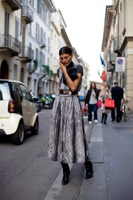 Икона Стиля: Джованна Батталья (Giovanna Battaglia). Изображение № 4.