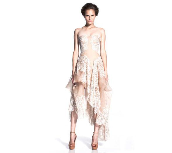 Сара Бертон изменит Alexander McQueen. Изображение № 2.