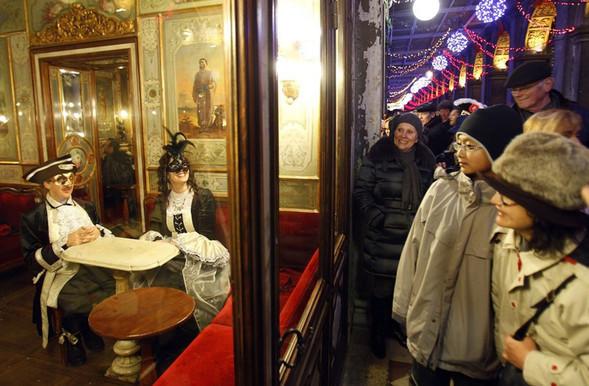 Венецианский карнавал масок. Изображение № 30.