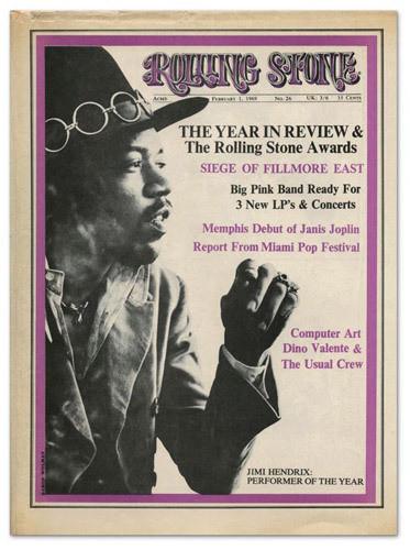 "Изображение 53. Выставка: Барон Уолмен ""The Rolling Stone Years"".. Изображение № 53."