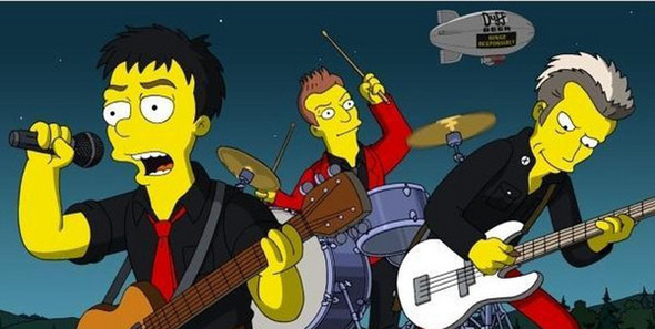 Bands to watch in Simpsons. Изображение № 19.