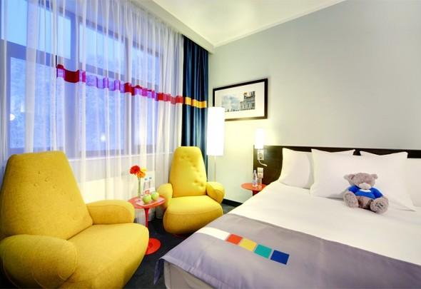Отель Park Inn by Radisson в Красной Поляне. Изображение № 10.
