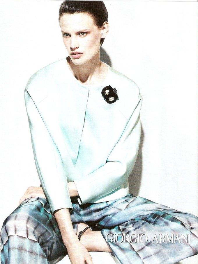 Gucci, Mulberry, Chanel и другие марки показали новые кампании. Изображение № 10.
