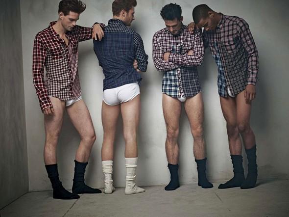 Лукбук: Dolce & Gabbana FW 2011 Men's. Изображение № 8.