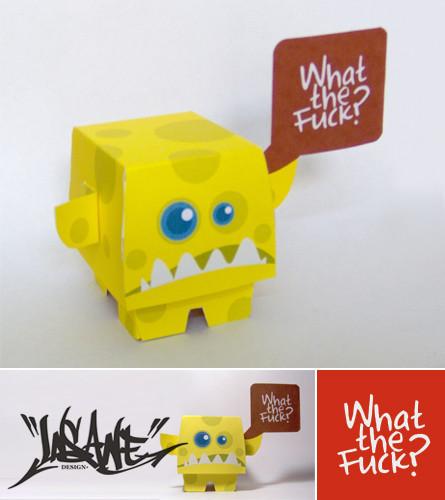 Paper Toys. Изображение № 18.