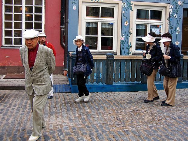 Японские туристы по всему миру. Изображение № 8.