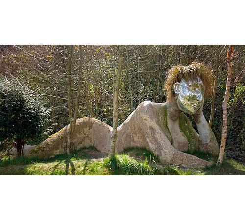 Гигантомания: 20 огромных скульптур современных художников. Изображение № 14.