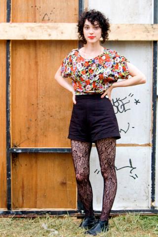 Bonnaroo 2009 Street Style. Изображение № 12.
