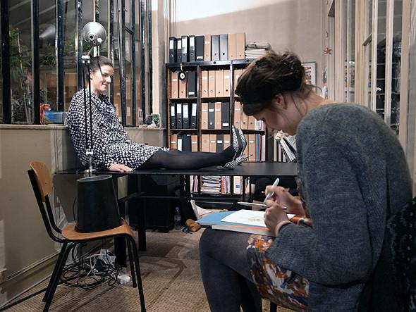 Изображение 7. Paris Fashion Week: третий день.. Изображение № 11.