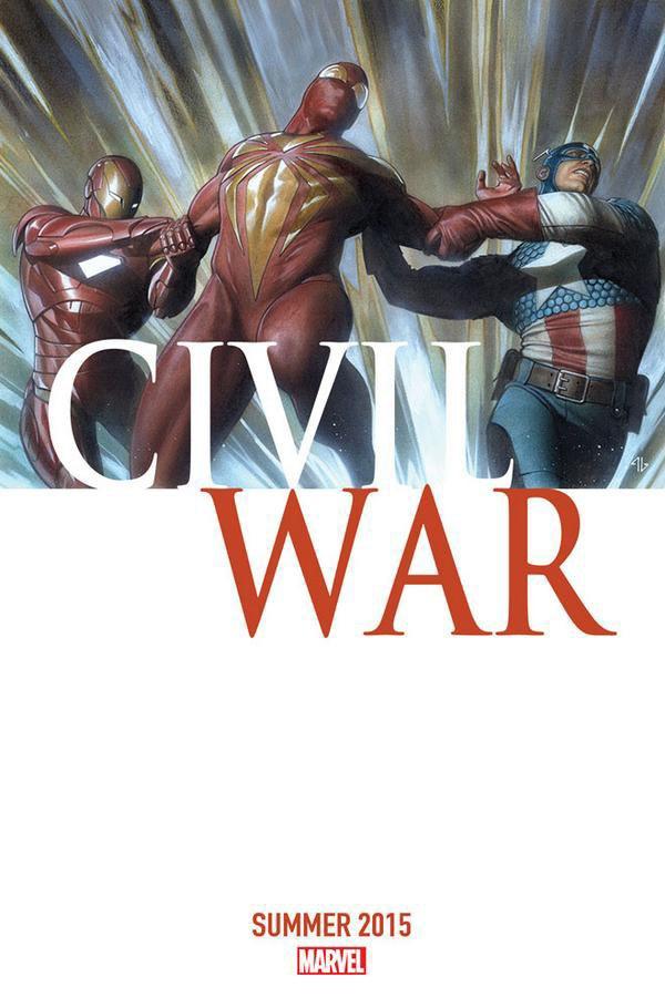 «Капитан Америка 3» станет экранизацией Civil War с Железным человеком. Изображение № 1.