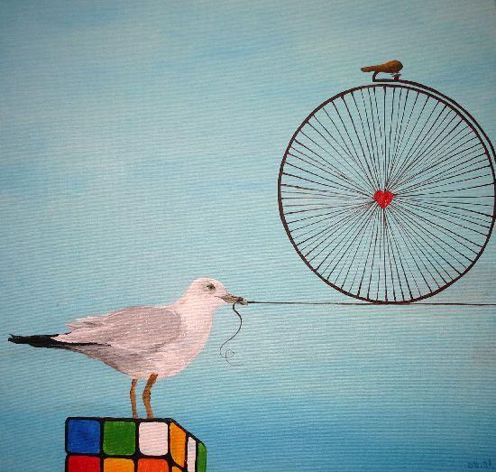 Птицы Мацкявичуса. Изображение № 6.