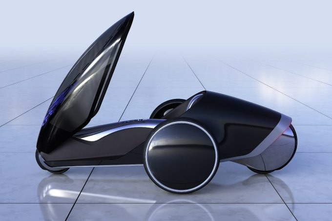 Toyota представила концепт-кар, «читающий» настроение водителя. Изображение № 6.