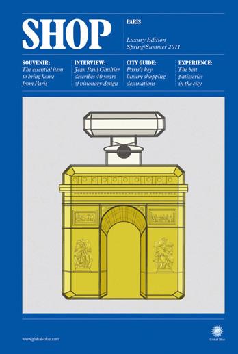 Самые красивые обложки журналов в 2011 году. Изображение № 88.