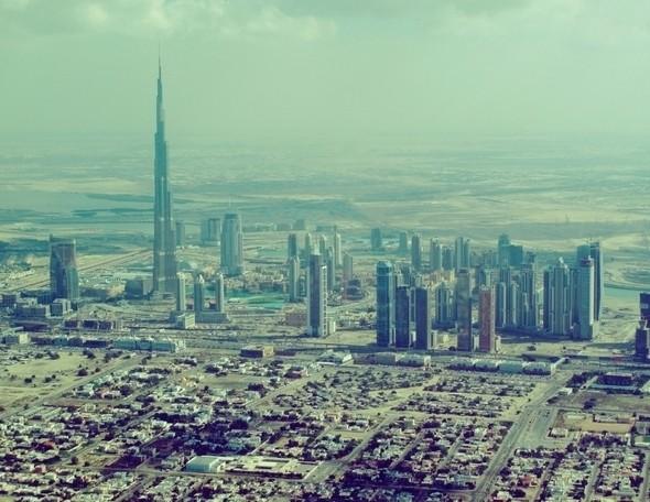 Изображение 1. Dubai: приверженец масштаба.. Изображение № 1.