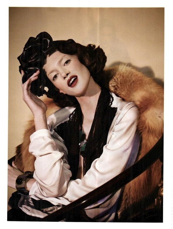 A revival for 20s fashion: Gatsbys girl или Roaring Twenties. Изображение № 15.
