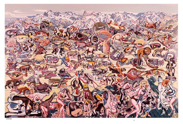 Народ против: 12 альбомов о социальном искусстве. Изображение № 7.