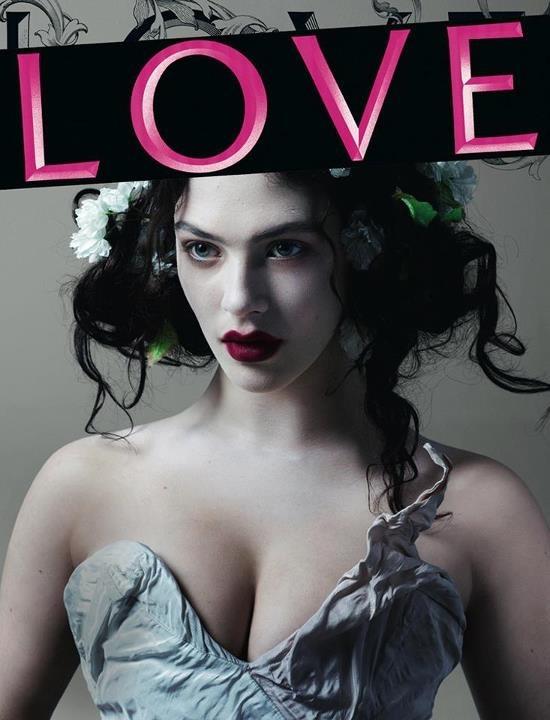 Обложки: Document, Love, Vogue и другие. Изображение № 5.