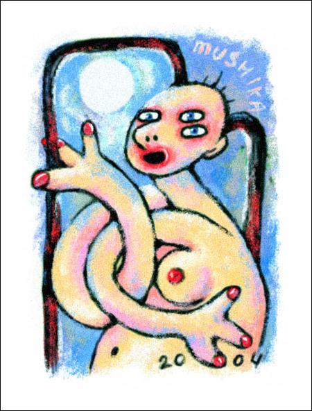 Рисунки сосмыслом. Изображение № 2.