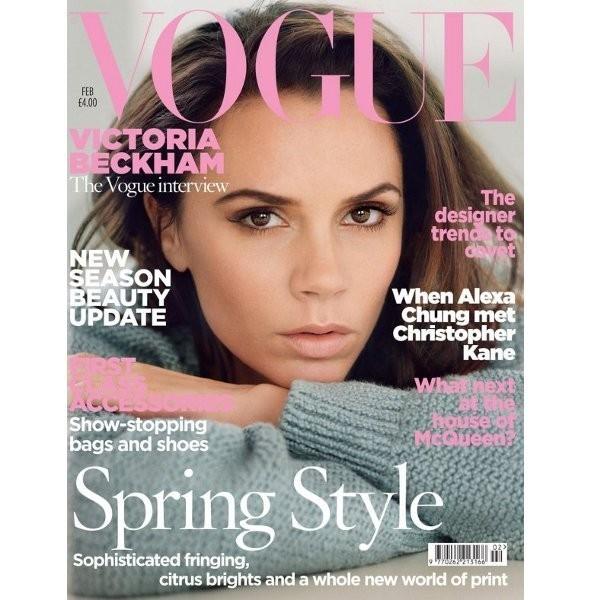 Изображение 5. Обложки Vogue: китайский, британский и другие.. Изображение № 2.