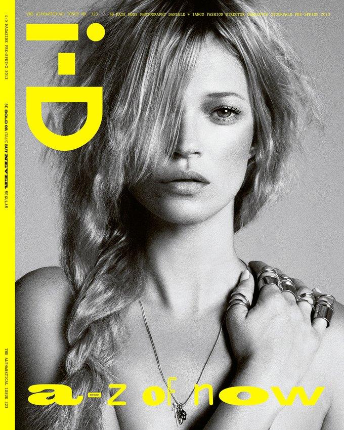 Вышли новые обложки i-D, Love и Numero. Изображение № 2.