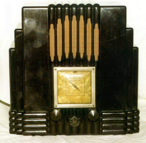 Радиоприемники в стиле ретро. Изображение № 35.