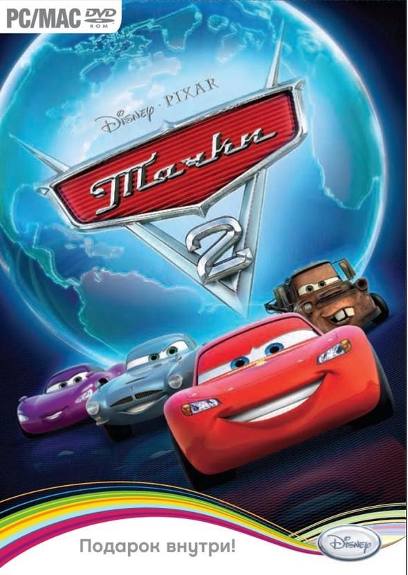 «Тачки 2» - новая игра от Disney. Изображение № 4.