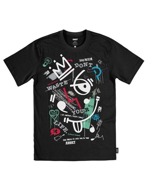 Арт серии футболок Addict. Изображение № 15.