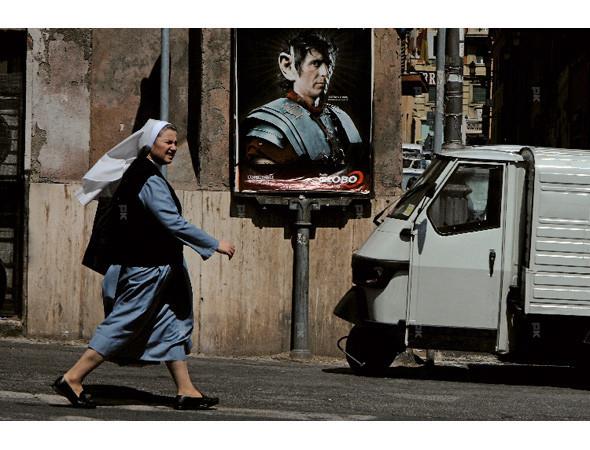 Большой город: Рим и римляне. Изображение № 121.