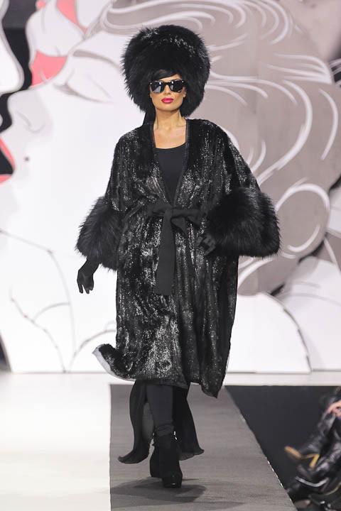 """Коллекция """"La Femme Magnifique"""" Модного Дома Игоря Гуляева. Изображение № 41."""