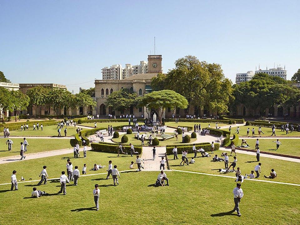 Фото: как выглядят детские площадки вразных странах мира . Изображение № 11.