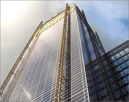 Лучшая десятка «зеленых» небоскребов мира. Изображение № 2.