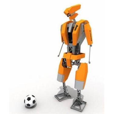 Роботы-футболисты бросят вызов людям к2050 году. Изображение № 1.
