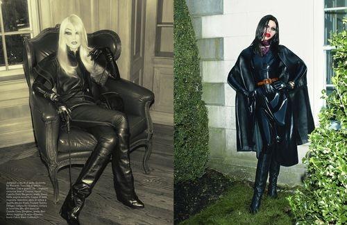 Вышли новые съемки Vogue, i-D, 10 и Interview. Изображение № 24.