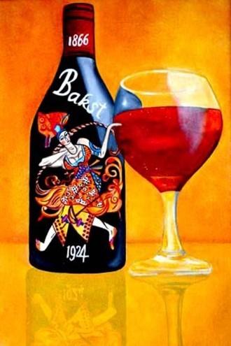 K. Madison Moore - знает толк в вине и живописи ХХ века. Изображение № 9.