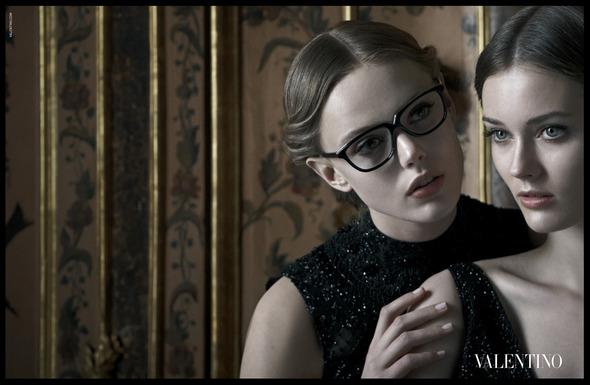 Кампания: Valentino A/W '12. Изображение № 8.