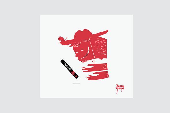 Гоу Гоу Зомби! - Иллюстратор из Санкт-Петербурга. Изображение № 5.